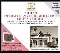 Capturing the Essence of Brantford & Brant County