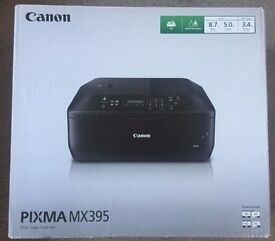 Canon PIXMA MX395 All-In-One Colour Printer (Print, Copy, Scan) + 1000 A4 sheets, for sale in BS8