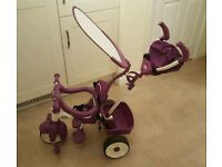 Little Tikes 4-in-1 Sports Edition Trike - Purple RRP £99.99