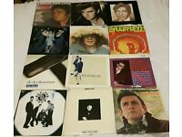 12 x vinyl lp's record lot