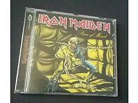 Iron Maiden - Piece of mind Album