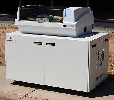 Perkin Elmer Spotarray 72 Contact Microarray Spotting Printing System Asp7200