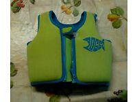 Zoggs Swim jacket age 2-3yrs rrp £20