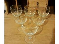 102 x 8oz/250ml Wine glasses