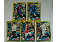 Match Attax 2017 Champions League Exclusive Edition cards