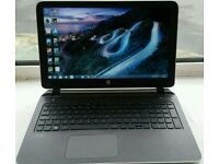 HP Pavilion 15-p264na 15.6-Inch Laptop (AMD 2 GHz 4Core (s), 8 GB RAM, 1 TB HDD, Windows 8