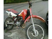 *BARGAIN* KAWASAKI KMX 125cc - Off Road 2 Stroke Crosser Scrambler