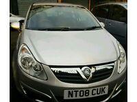 Vauxhall corsa 1.0 petrol 100k ICARS