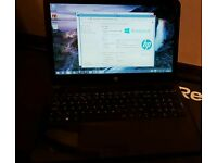 HP 15inch touchscreen laptop 1TB hard drive
