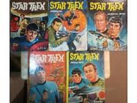 Star trek original annuals