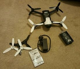 Parrot bebop 2 drone quadcopter