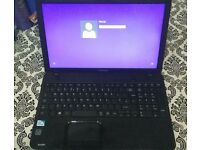 Toshiba Laptop 8Gb Win 10