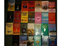 27 Danielle Steel books