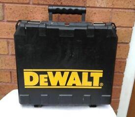 Dewalt Drill Case / box