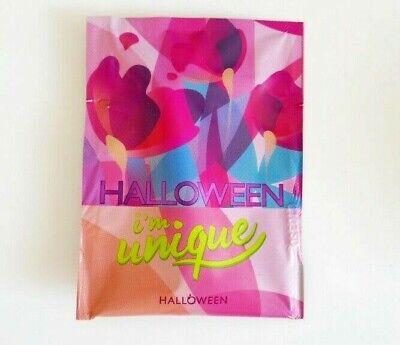 Halloween I´M UNIQUE Eau de Toilette Parfum Probefläschchen Damen