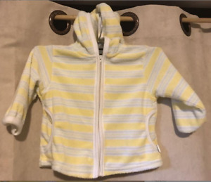 The Children's Place - Striped Hoodie for Baby