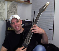 GUITAR LESSONS AVAILABLE - BEGINNER TO ADVANCED