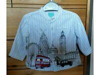 Monsoon L/S boys shirt