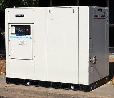 Ingersoll-rand 60h-sp Sp Series Rotary Screw Air Compressor