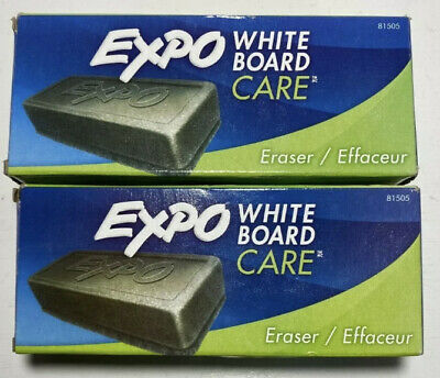 2 Pack - Expo White Board Care Dry Eraser 81505 Brand New - Free Shipping Lot