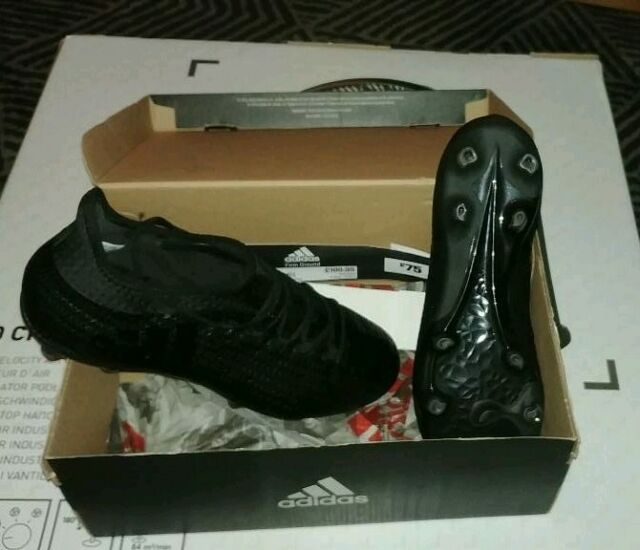 finest selection d79bd 695c4 Adidas X 17.2 FG (Size 9) Mens Football Boots | in St Georges Cross,  Glasgow | Gumtree