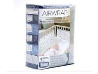 Airwrap deluxe cotbumper