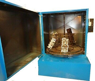 Parts Washer For Head Cleaning And More 50 Turntable W 45 Inside Height