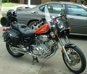 1996 Yamaha XV 750 Virago MINT for the year! :( TO OLD TO RIDE