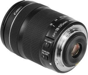 Objectif CANON EF S  18-135mm   IS   STM