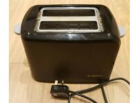 BOSCH toaster worth £30 with bun heating rack