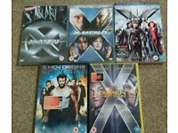 X-Men Collection DVD