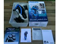 Philips AT750 AquaTouch Mens Cordless Rechargeable Wet/Dry Philips AT750 Can deliver or post!