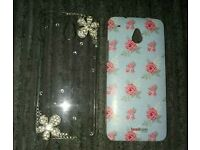 X2 HTC one mini phone cases