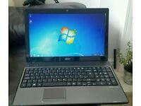 Acer i3 laptop