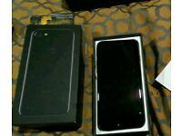 IPHONE 7 32GB JET BLACK BOXED 10 MONTHS APPLE WARRANTY UNLOCKED SWAP PART EXCHANGE CONSIDERED