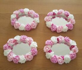 Rose bedroom decor - Mirrors, Frame & Hangings