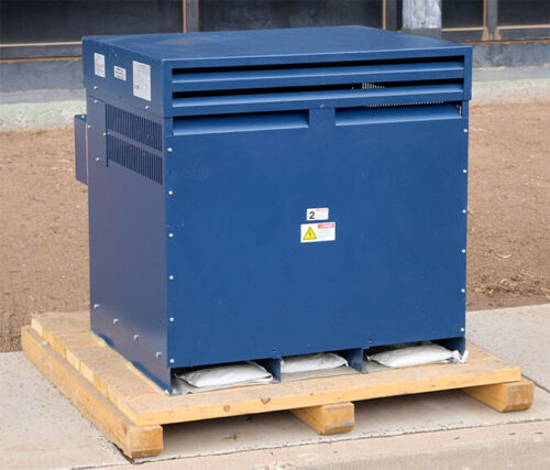 Marelco Onyx Power M-26543E 80kVA Transformer 380 400 480 New