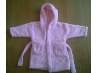 Next Dressing Gown. 18-24mths. New Without Tags.