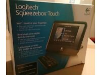Rare, Discontinued, Logitech Squeezebox Touch Digital Media Streamer