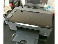 Epson stylus dx4000 printer