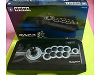 Hori rap4 ps4 ps3 arcade stick