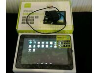 "10.1"" hansspad android tablet 16GB,4.4.2, dualcam, quad core, hdmi, bluetooth"