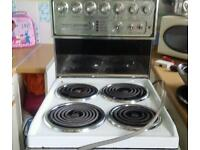 Old retro cooker tricity
