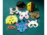 Dressing Up Masks/Hat