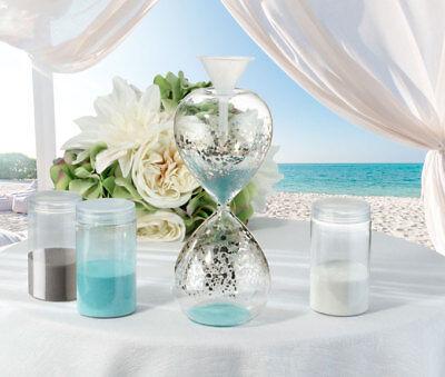 Unity Sand Hourglass (Unity Sand Hour Glass Wedding Unity Ceremony)