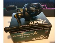Apex ardent Tournament baitcasting fishing reel