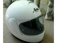 Motorcycle helmet * never been worn *