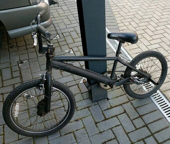 Adult sized BMX in need of some TLC