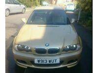 BMW e46 328Ci Full M Sport
