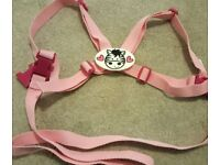 Baby/toddler walking reins/safety harness